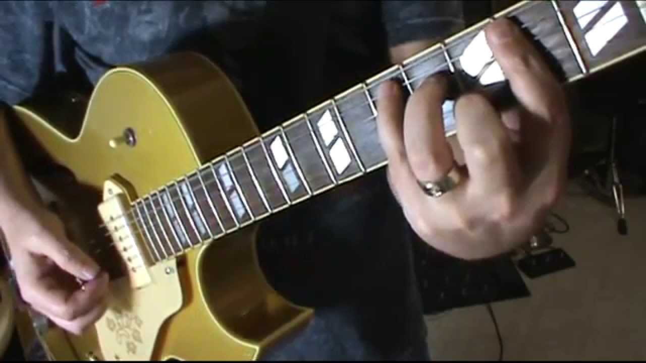 Easy Play Rhythm Lead At The Same Time Guitar Lesson By Scott