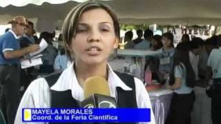 """feria cientifica """"Colegio Rio Caura"""""""
