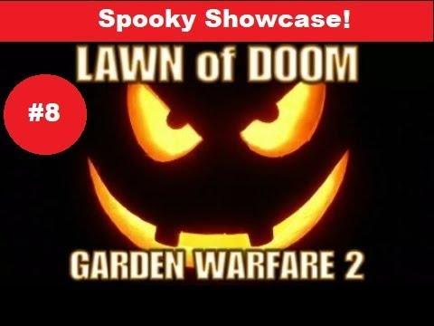 Lawn of Doom!Spooky Showcase|Plants vs Zombies Garden Warfare 2