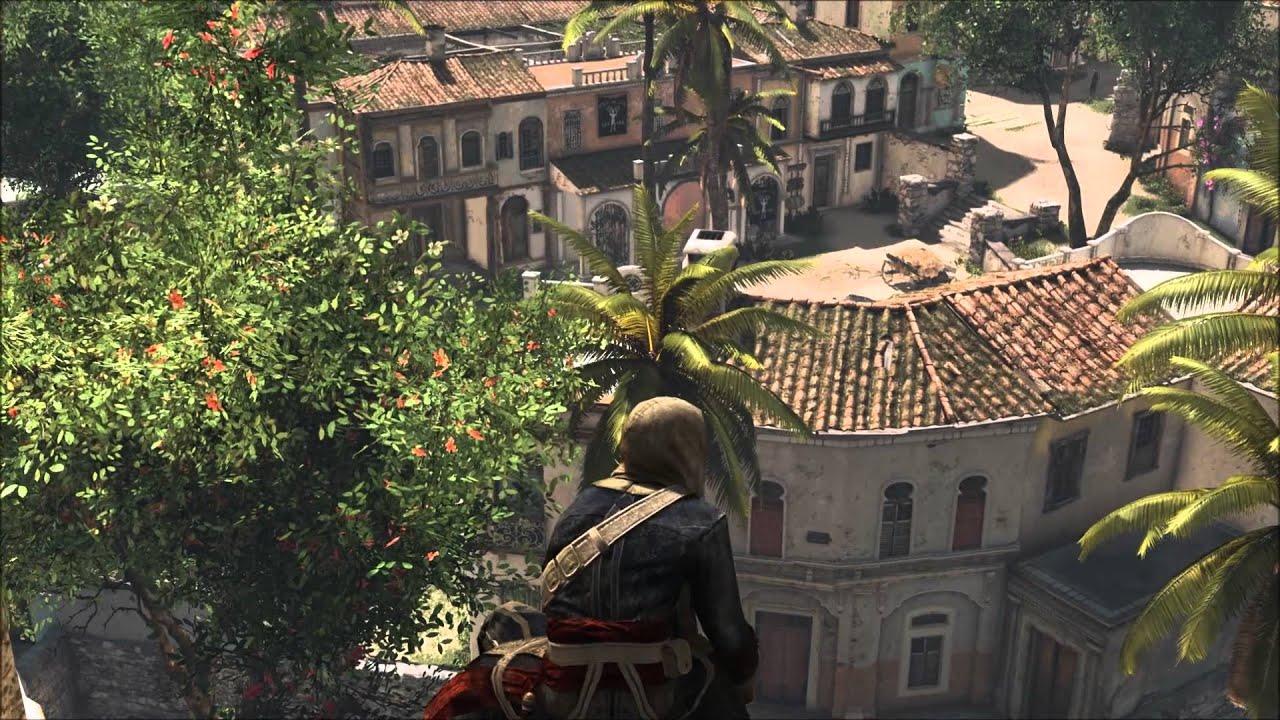 Download Assassin's Creed IV Black Flag   L'animation de la Havane
