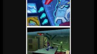 Transformers Animated The Game (DS) - Part 3