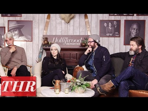 Nick Offerman, Sam Elliott, Laura Prepon & Katharine Ross: 'The Hero' & Old Age | Sundance 2017