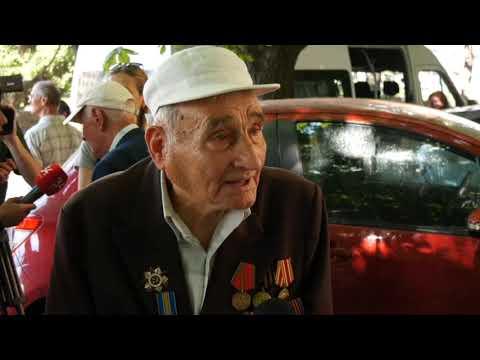 9-channel.com: День скорботи і вшанування пам'яті жертв війни в Україні відзначили і в Дніпрі