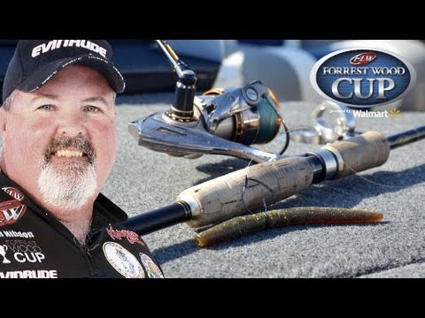 Cup Insider - Fishing Seminar with Dion Hibdon