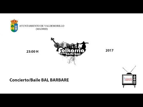 Concierto/Baile BAL BARBARE