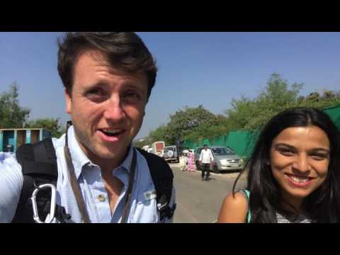 Mumbai, India Travel Vlog: Folan Finds Trip Around the World Day 4