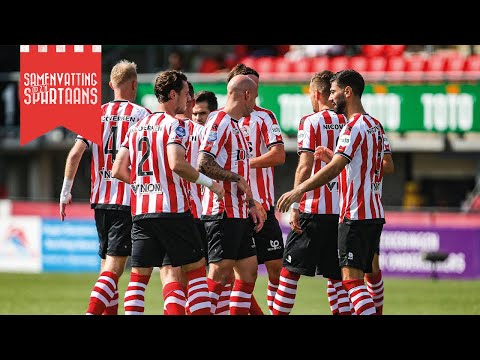 Zwolle Sparta Rotterdam Goals And Highlights