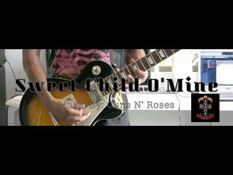 SWEET CHILD O' MINES – Music by: GUNS N' ROSES  [VIDEO] #SweetChildOMines #GunsnRoses #Music
