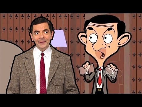 Mr Bean Amazing Cartoons ► ᴴᴰ Non-Stop Funny Cartoons! ► Best New Collection 2016 # 2
