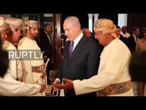 Oman: Netanyahu meets Sultan of Oman in surprise visit