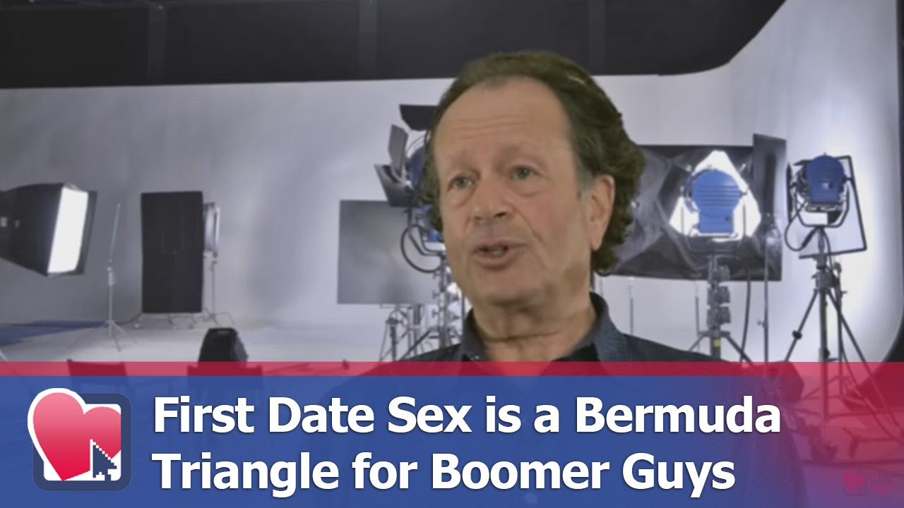Boomer sex on first date