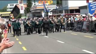Marschmusik 2014