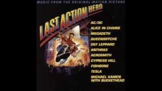 Last action hero  soundtrack AC/DC Big gun