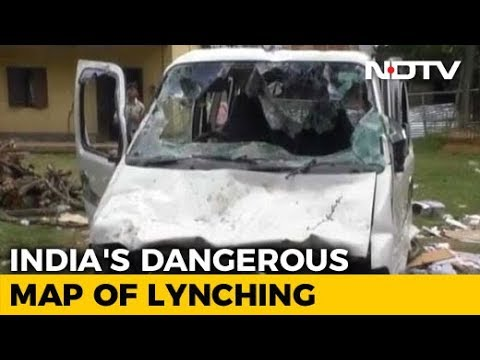 18 Lynched In Six Weeks Over WhatsApp Rumours In India