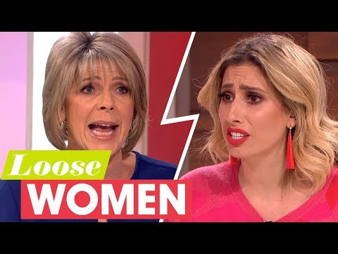Stacey and Ruth Passionately Disagree Over Airbrushing in Magazines | Loose Women