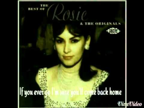Angel Baby~Rosie & The Originals | Lyrics