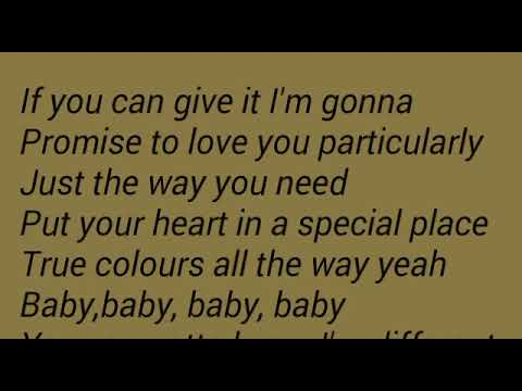 Shekhinah- Different (ft Mariechan) lyrics