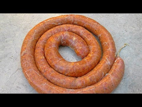 Pork Chorizo - How To Make Chorizo From Scratch - PoorMansGourmet