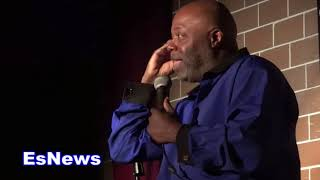 ((MUST SEE)) Comedian Dannon Green On Fire At Comedy Club EsNews Boxing