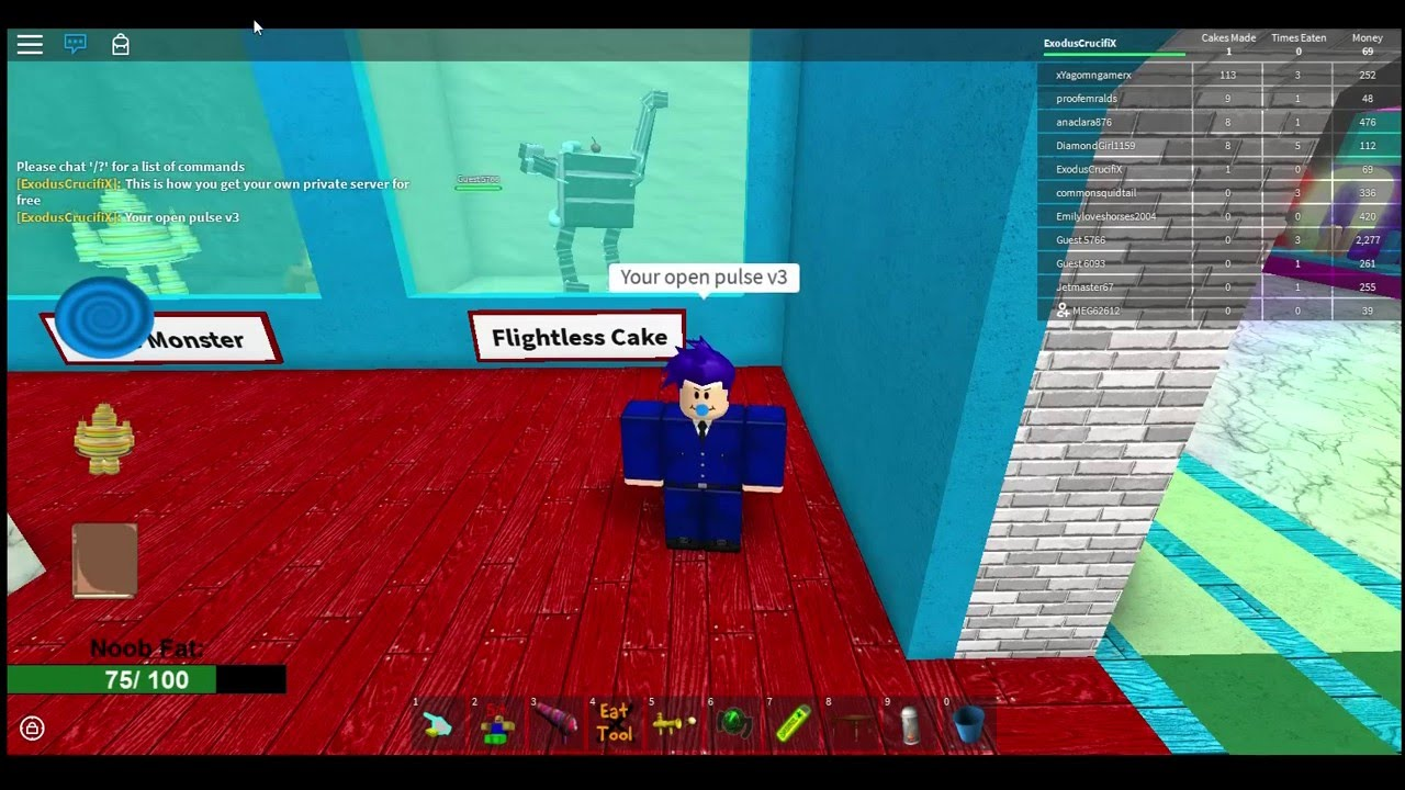 Roblox How To Get Your Own Private Server For Free Youtube - how to join vip servers on roblox xbox