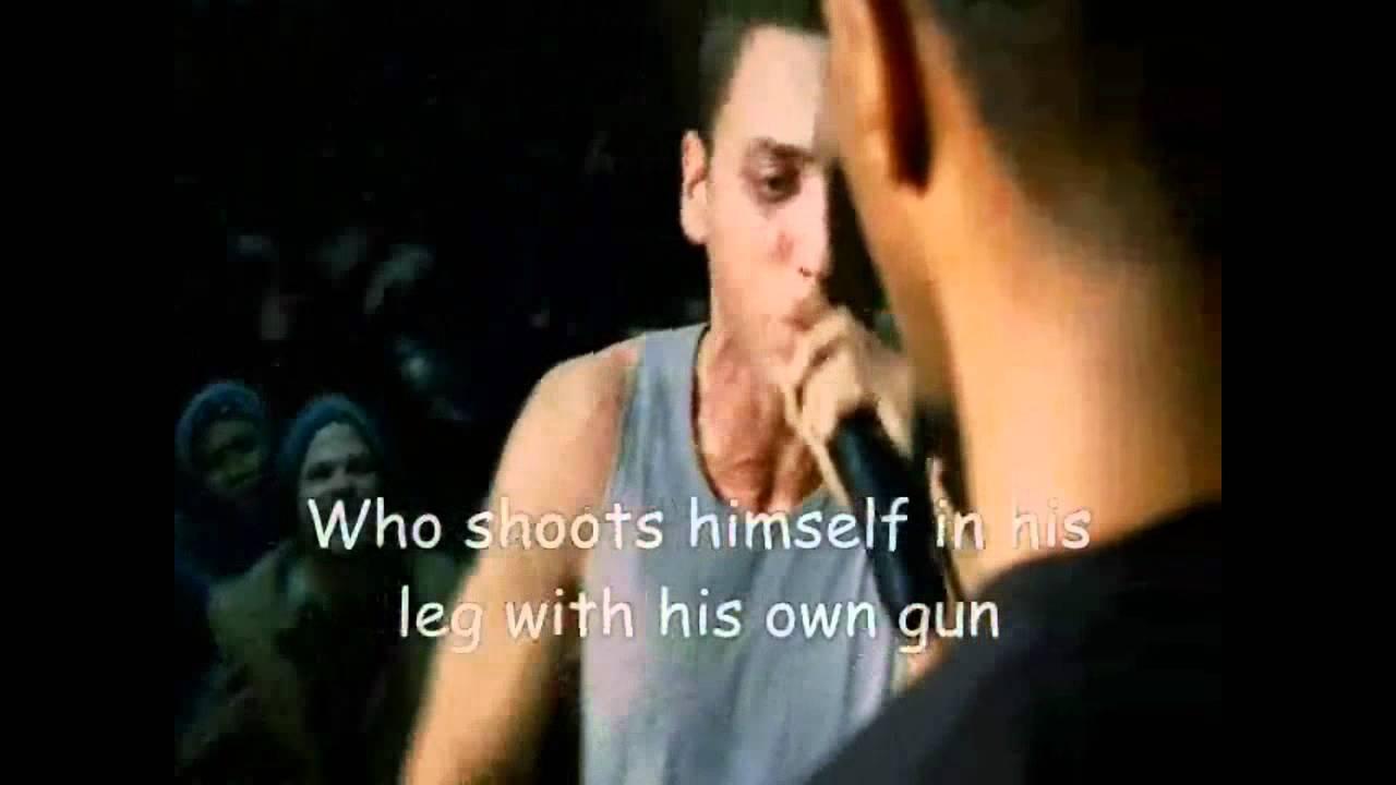 Eminem – 8 Mile: Lyckety-Splyt vs B-Rabbit Lyrics | Genius ...