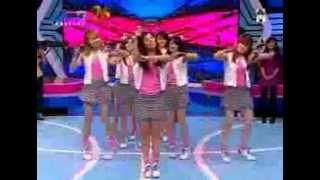 Cherrybelle Pura Pura Cinta at DahSyat   23 Mey 2014