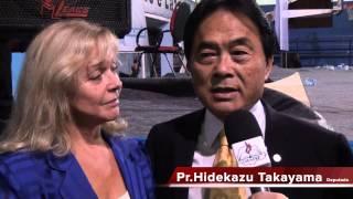 Pastor Hidekazu Takayama