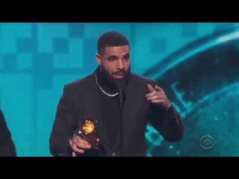 Drake Gets Mic Cut Off At Grammys 2019