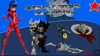 aqwguia das quests e drops de wrath 2017