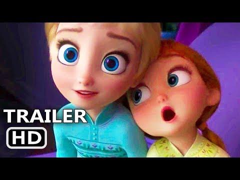 Play FROZEN 2 Trailer # 3 (NEW 2019) Disney Movie HD