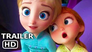 FROZEN 2 Trailer # 3 (NEW 2019) Disney Movie HD