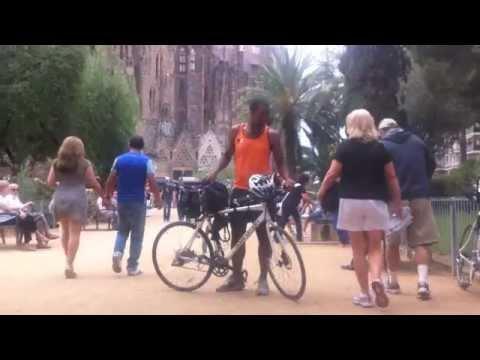 London to Barcelona Charity Cycle 2012