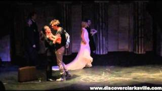 "Roxy Regional Theatre presents""DRACULA; the Musical"""