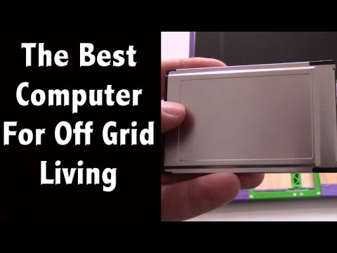 The Best Computer for Off Grid Living - Protects Your Privac
