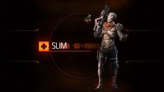 NEW EVOLVE DLC! 4TH MEDIC, SLIM - FULL GAME FOOTAGE!
