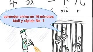 """Aprender chino mandarín Lección 1: """"¡Por favor, haga...!"""" en chino mandarín"""