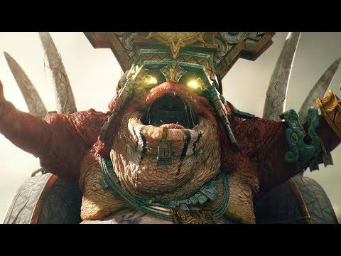 Мэддисон играет в Total War: Warhammer 2 и другие игры