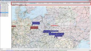 Глобус GPS/GPRS. Урок 2  Вход и знакомство с программой