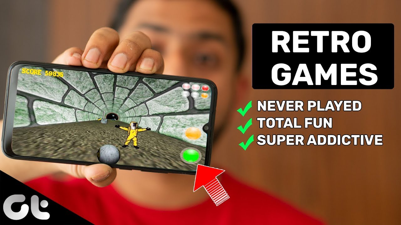 top 5 retro games for android you must play 2009 to 2019 gt