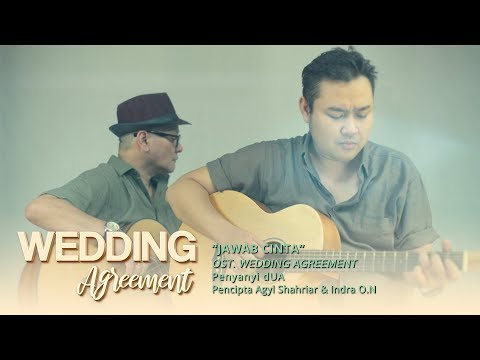 WEDDING Agreement Official Musik Video - JAWAB CINTA