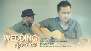 Gambar cover WEDDING Agreement Official Musik Video - JAWAB CINTA