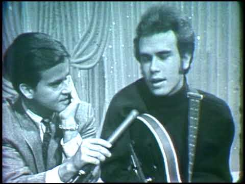 American Bandstand 1966- Interview Drake