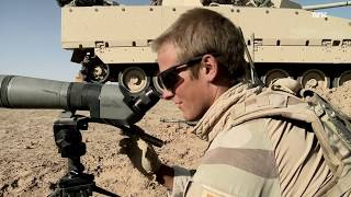 Combat scenes from the documentary Norway At War: Mission Afghanistan