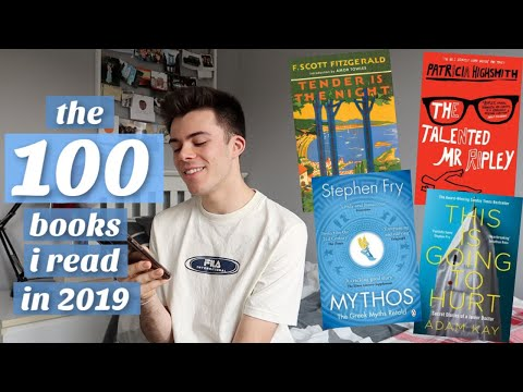 all 100 books I read in 2019 (with recommendations and reviews)