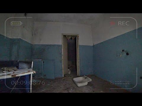 Оставил камеры в Припяти на ночь. Неужели я снял мутанта