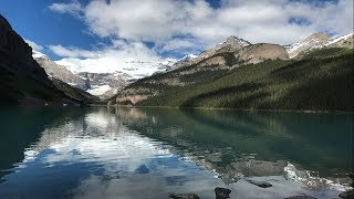 Hiking Plain of Six Glaciers Trail | Banff National Park | Alberta | Canada
