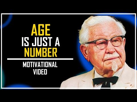 Convert Failure Into Success || Best Motivational Video || Colonel Sanders(KFC)