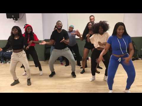 Rosalina Dance Freestyle With BM In NYC #RosalinaChallenge
