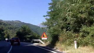 Sarajevo to Mostar drive - just outside of Konjic