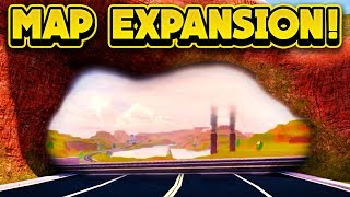 NEW MAP EXPANSION COMING TO JAILBREAK! (ROBLOX Jailbreak)